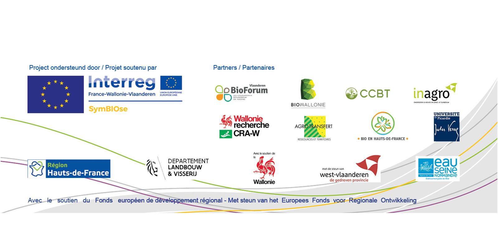 Bandeau Partenaires SymBIOse